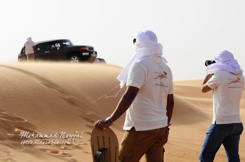 desert-treking