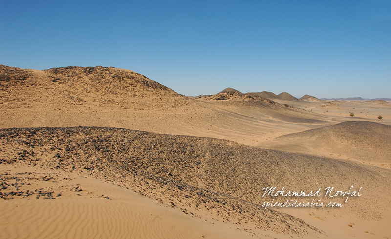 gravel-desert