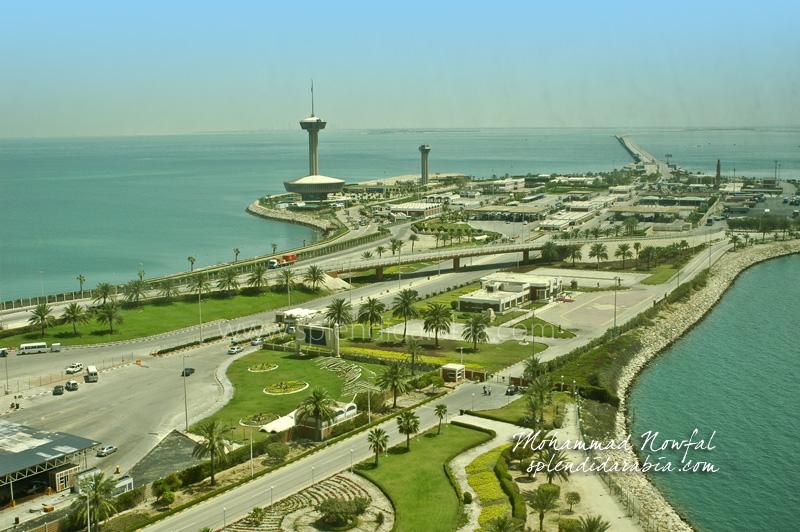 bahrain-saudi border